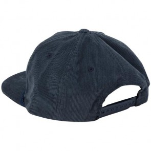 Volcom Toasted Snapback Hat - Navy
