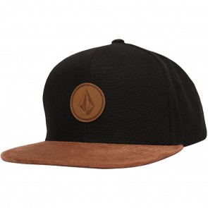 Volcom Quarter Fabric Hat - Mocha