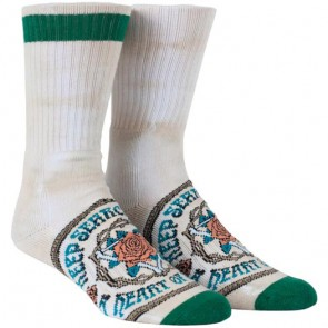 Volcom Tumble Crew Socks - Drill Khaki