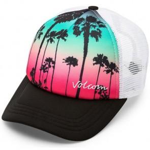 Volcom Women's Don't Let Me Go Trucker Hat - Art
