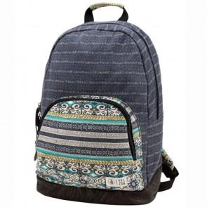 Volcom Women's Schoolyard Canvas Backpack - Dark Navy