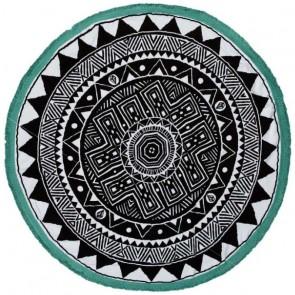 Volcom Hypnotize Towel - Black