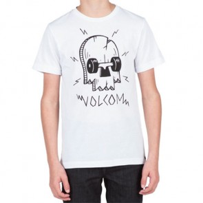 Volcom Youth Break T-Shirt - White