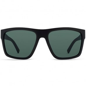 Von Zipper Dipstick Sunglasses - Black Satin/Grey