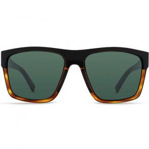 Von Zipper Dipstick Sunglasses - Hardline Black Tortoise/Vintage Grey