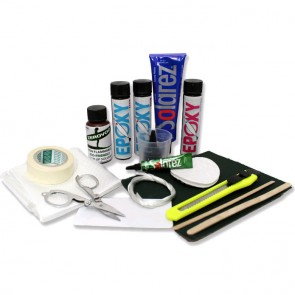 Solarez SUP Pro Travel Epoxy Ding Repair Kit