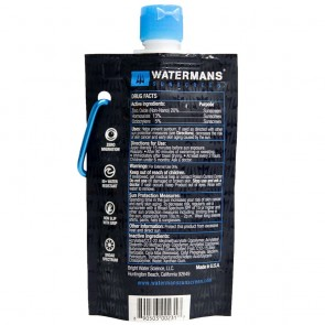 Watermans Applied Science SPF 50+ Aqua Armor Lotion Pouch - 5oz