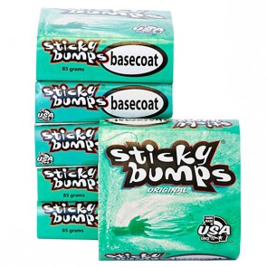 Sticky Bumps Original Basecoat Surf Wax