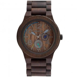 WeWood Kardo Watch - Chocolate