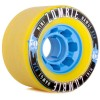 Landyachtz 70mm Mini Zombie Hawgs Wheels - Yellow
