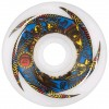OJ Wheels 61mm Team Rider II Speed Wheels - White