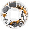 OJ Wheels 54mm Power Riders Wheels - White