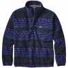 Patagonia Synchilla Snap-T Fleece Pullover - Saltillo/Navy Blue