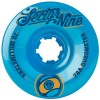 Sector 9 70mm 9-Balls Wheels - Blue