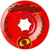 Sector 9 70mm 9-Balls Wheels - Red