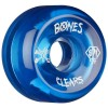 Bones 54mm SPF Clears Wheels - Blue