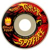 Spitfire 52mm Pro Grant Taylor Resurgens Wheels - White