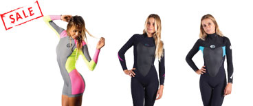 Womens Sale Wetsuits