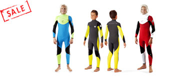 Youth Sale Wetsuits