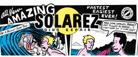 Surfboard Repair