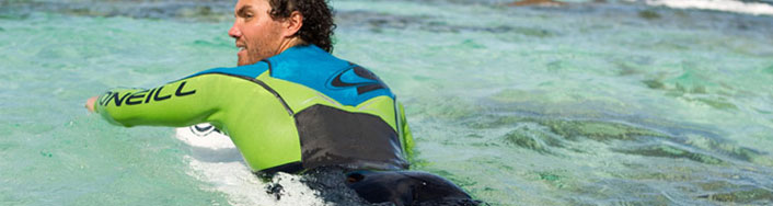 Mens Surfing Wetsuits