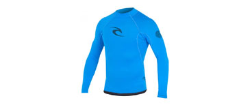 Mens Rip Curl Rash Guards