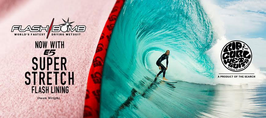 Rip Curl Flash Bomb Wetsuits