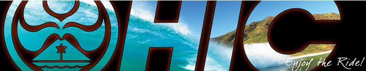 Hawaiian Island Creations Surfboards