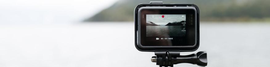 Go Pro Cameras & Accessories