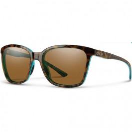 37088fd1b2a Smith Women s Colette Polarized Sunglasses - Tortoise Marine ChromaPop  Brown - Cleanline Surf
