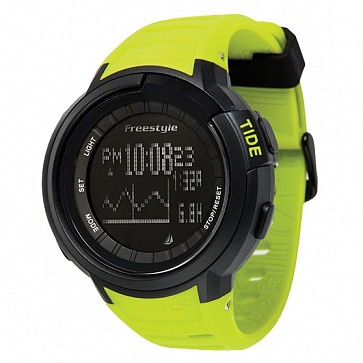 Freestyle Mariner Tide Watch - Yellow/Black