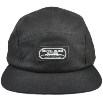 Channel Islands Oval Islands Hat - Black
