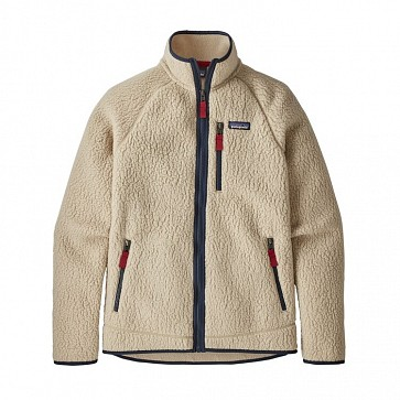 Patagonia Retro Pile Fleece Jacket - El Cap Khaki
