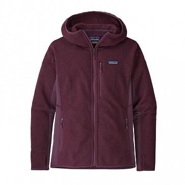 Patagonia Women's Perfect Better Sweater Fleece Hoody - Light Balsamic