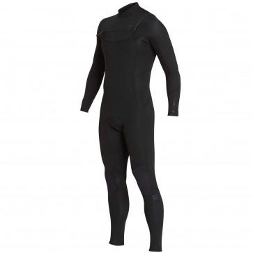 Billabong Furnace Absolute GBS 3/2 Chest Zip Wetsuit - Black