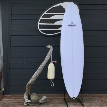 Eric Arakawa - Holy Moli 7'2 x 21 x 2.75 44.7L Used Surfboard - Top
