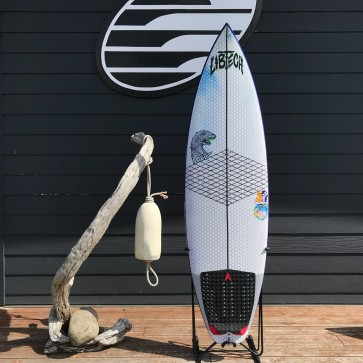 Libtech Sub Buggy prototype 5'8 18 1/4 x 2 5/16 - Top