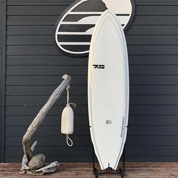 7S Superfish 6'8 x 21 x 2 3/4 - Used Surfboard - Deck