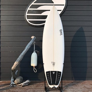 Murdey Skullet Sword 5'10 x 19 1/2 x 2 1/2 Used Surfboard - Dims