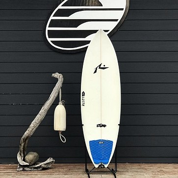 Rusty Stump 5'8 x 19 7/8 x 2 1/4 Used Surfboard - Deck