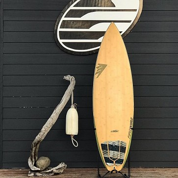 Firewire Hellfire 6'0 x 20 x 2 1/2 Used Surfboard - Deck