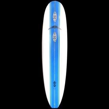 TVS Fibercraft Surfboards - 7'11 Mini Longboard