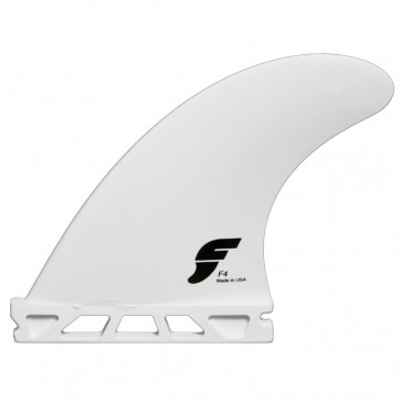 Futures Fins - F4 Thermotech - White