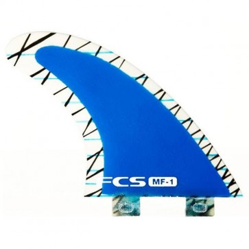 FCS Fins - MF1 PC - Blue Hex
