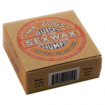 Sex Wax Quick Humps Surf Wax