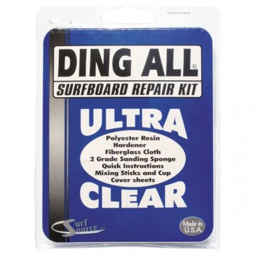 Ding All Polyester Repair Kit