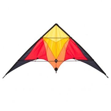 HQ Kites - Trigger Stunt Kite - Blaze