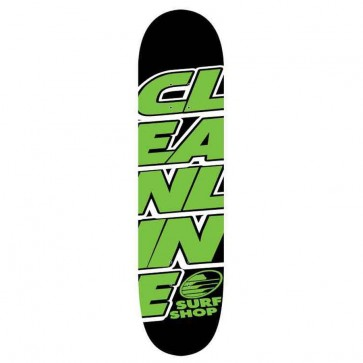 Cleanline Stacked Deck - Lime