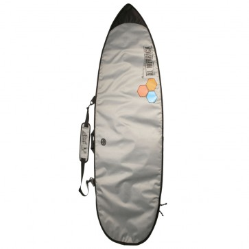 Channel Islands Jordy Smith Signature Surfboard Bag - Silver