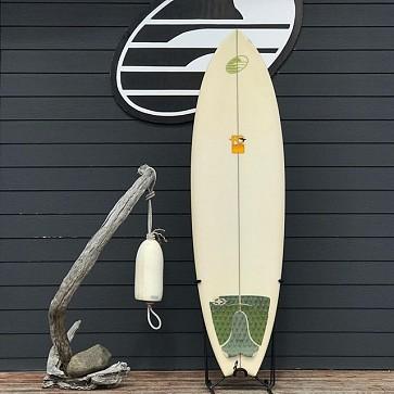 FCD Surfboards Quark 6'6 - Deck